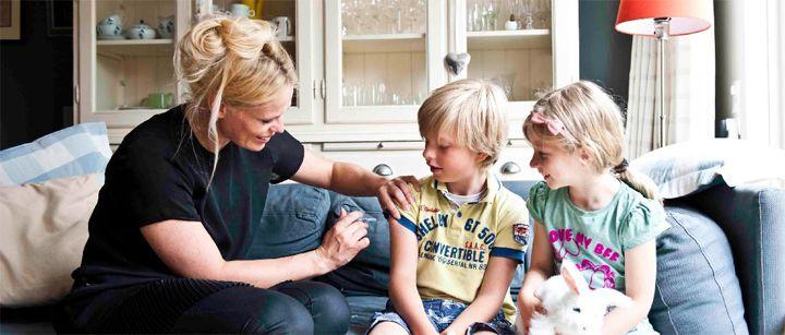 Vaccinaties via Thuisvaccinatie.nl