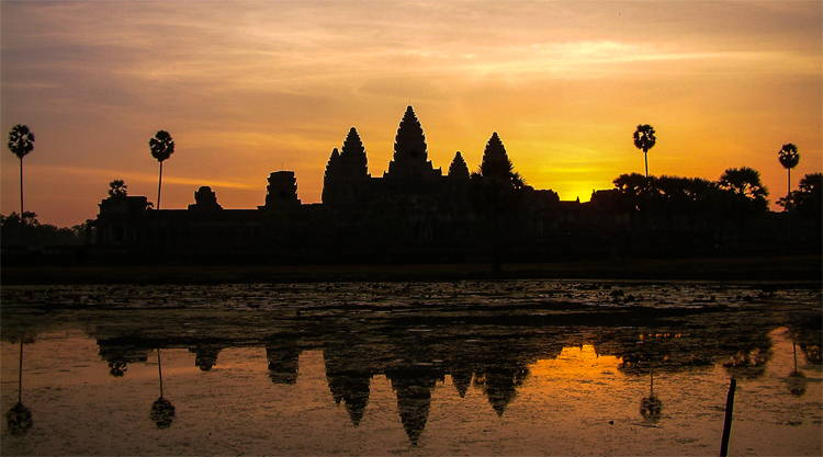 Reisinformatie backpacken Phnom Penh Cambodja