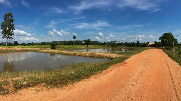 Algemene backpack reistips Cambodja