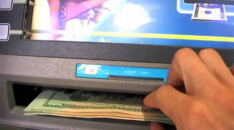Geld pinnen Cambodja