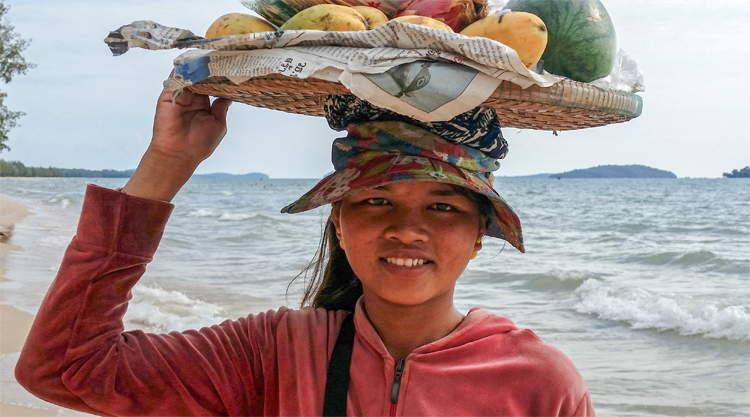 Bezienswaardigheden Sihanoukville activiteiten Cambodja