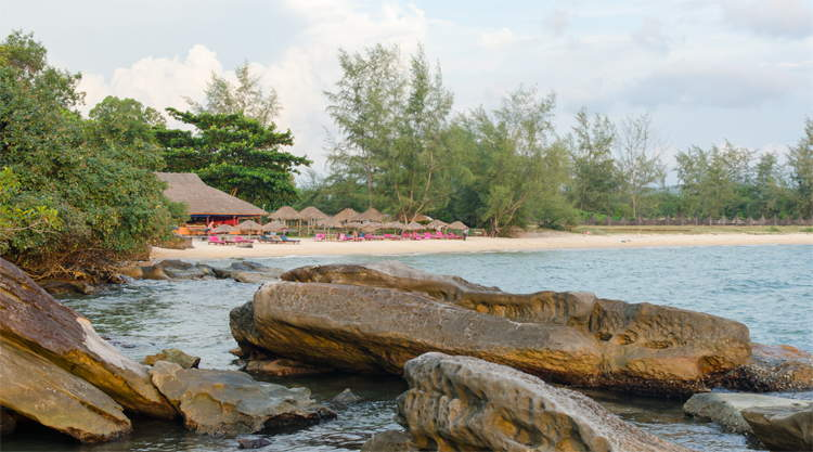 Reistips backpacken Sihanoukville Cambodja