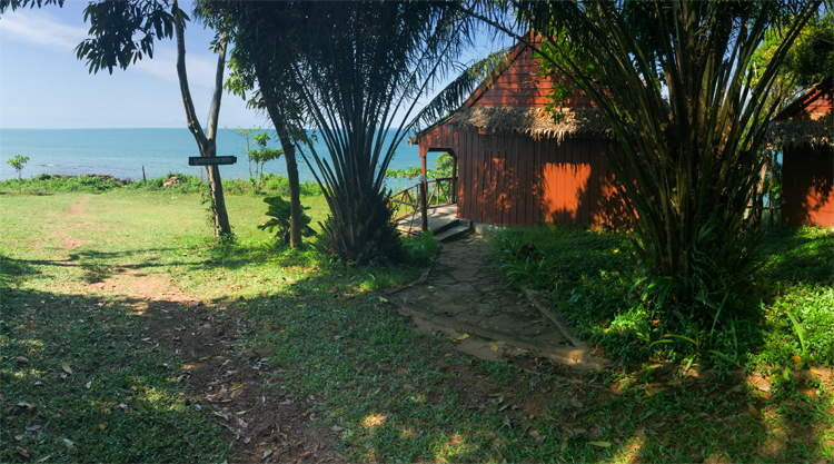 Sihanoukville resorts bungalows