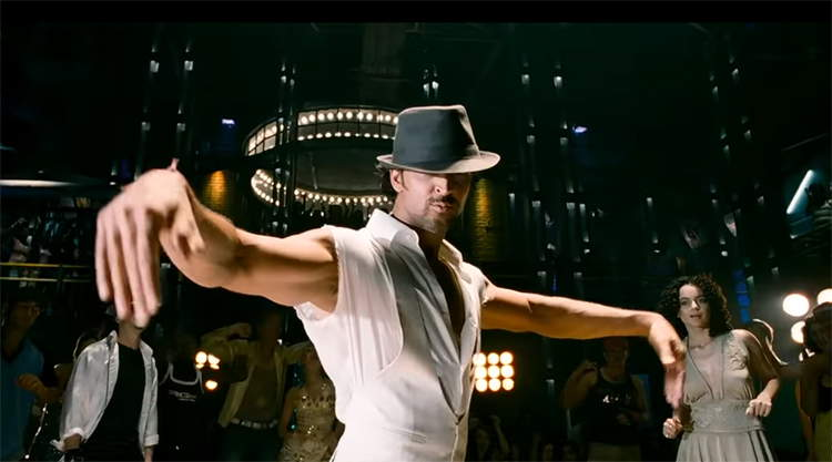 Bollywood acteur in Mumbai
