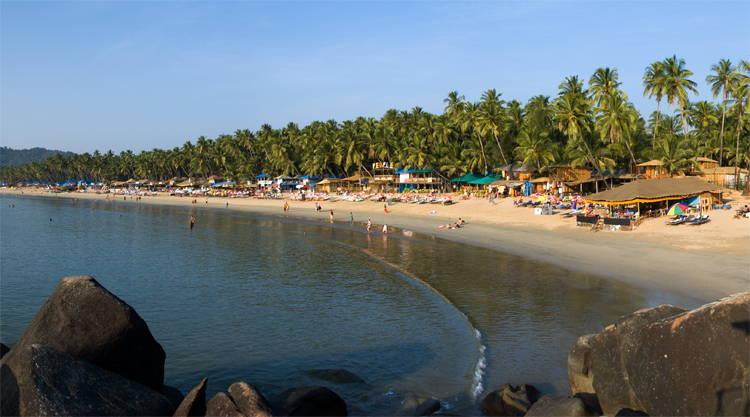 Reisblog Palolem Beach Goa