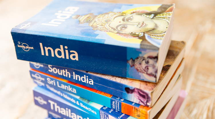 Reisgidsen India Lonely Planet Rough Guide
