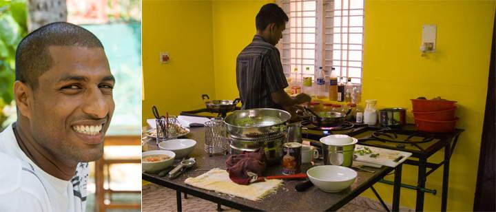 Kookworkshop Khan's Cooking Class