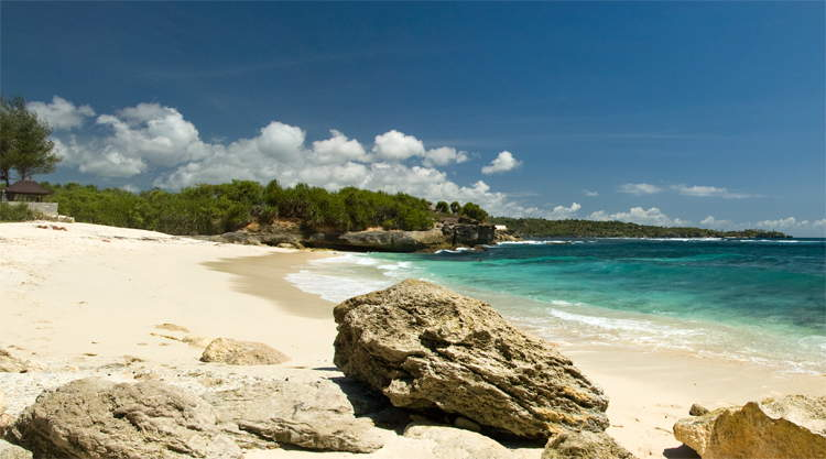Tips voor backpacken op Nusa Lembongan