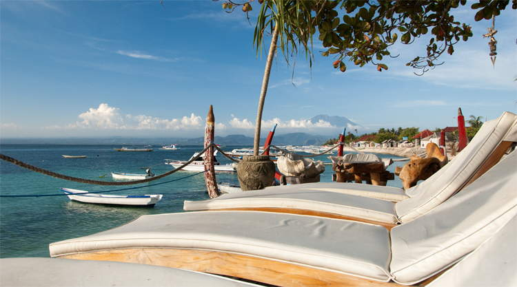 Bungalows Nusa Lembongan resorts