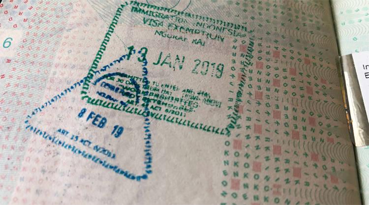 Visum Indonesië aanvragen