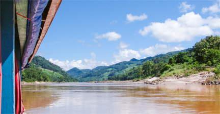 Mekong boottocht