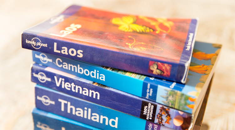 Reisgidsen Laos Lonely Planet Rough Guide