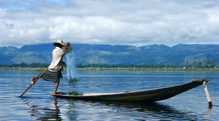 Inle Lake reisinformatie Myanmar