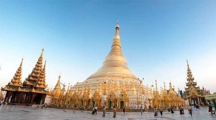 Backpacken Yangon reistips Myanmar