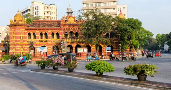 Victoria Eye Hospital Colombo