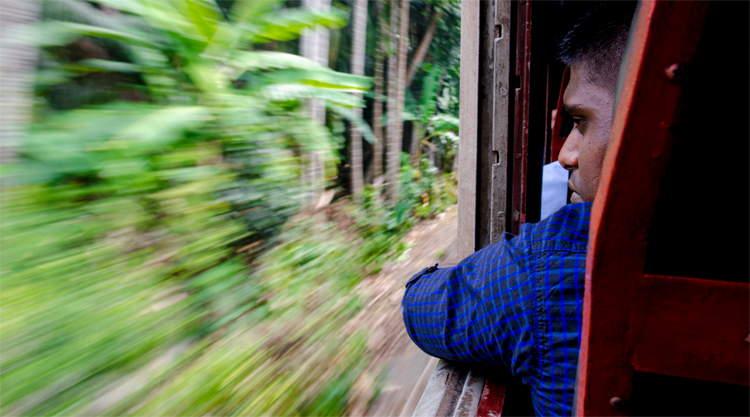 Treinreis Matara naar Negombo