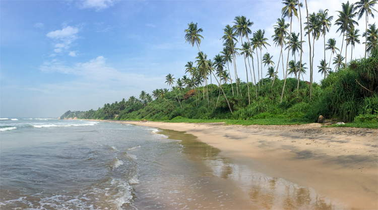 Reistips Meddawatta backpacken Sri Lanka