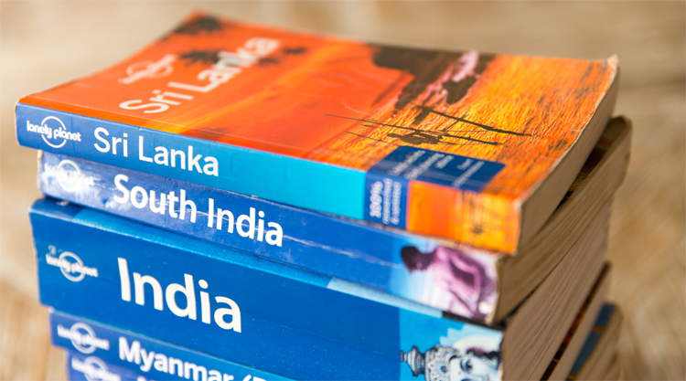 Reisgidsen Sri Lanka Lonely Planet Rough Guide