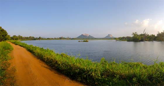 Sigiriya Lion's Rock Pidurangula Rock