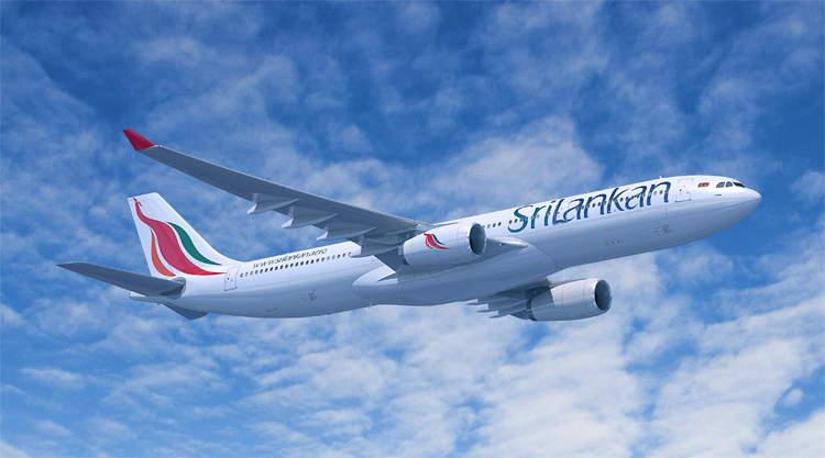 Sri Lanka Vliegticket Colombo