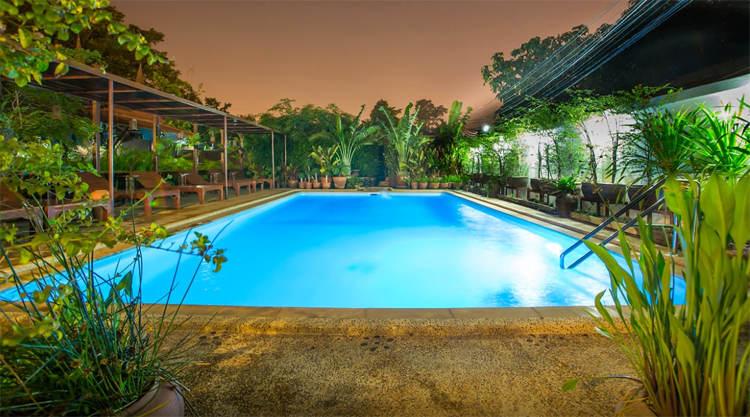 Guesthouse Ayutthaya Thailand