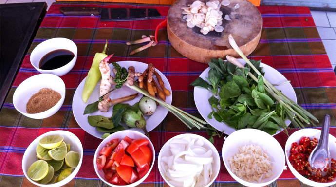May Kaidee Cooking School Bangkok