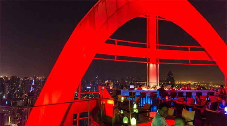 Red Skybar Bangkok