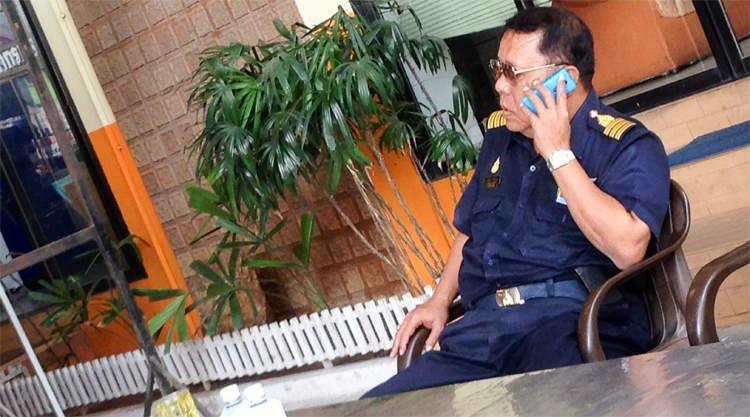 Veiligheid backpacken Thailand