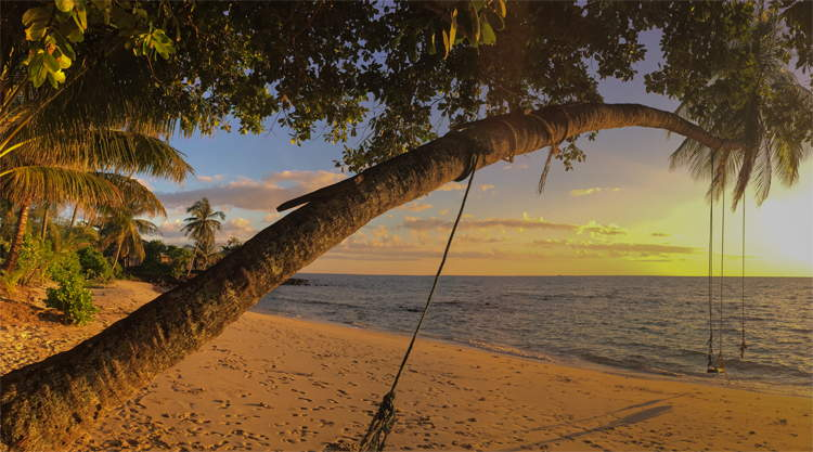 Ao Kao Beach op Koh Mak | reisblog Thailand Cambodja