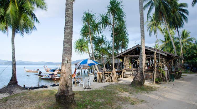 Reisblog Koh Mook en Koh Jum in Thailand