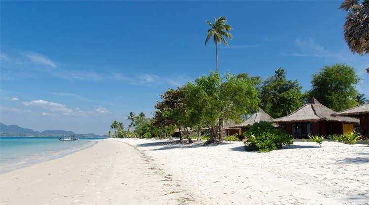 Sivalai Beach Koh Mook Thailand