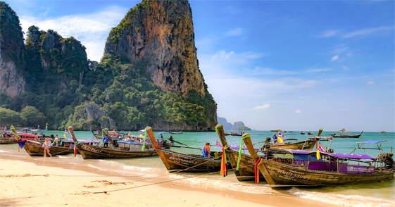 Koh Phi Phi strand