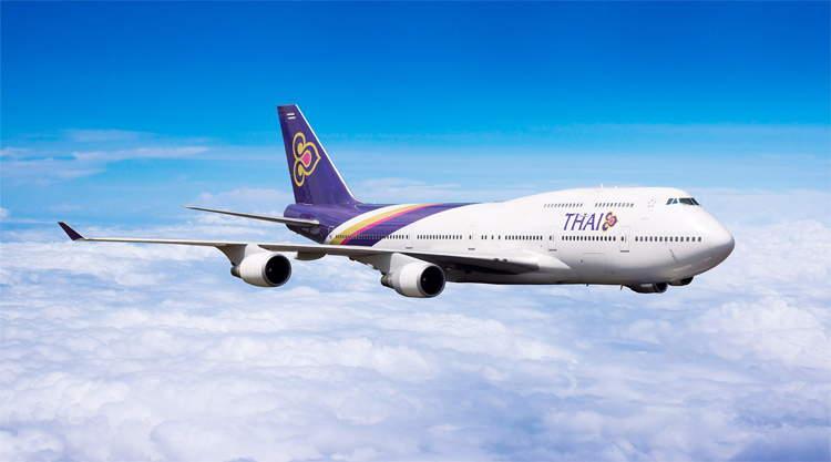 Vliegticket Bangkok Thailand