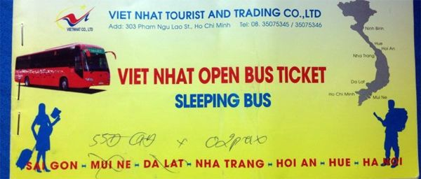 Open Bus Ticket - Open Bus Tour