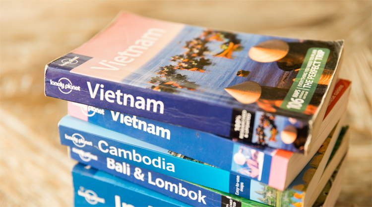 Reisgids Lonely Planet Vietnam Rough Guide