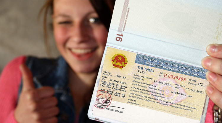 Visum Vietnam online aanvragen