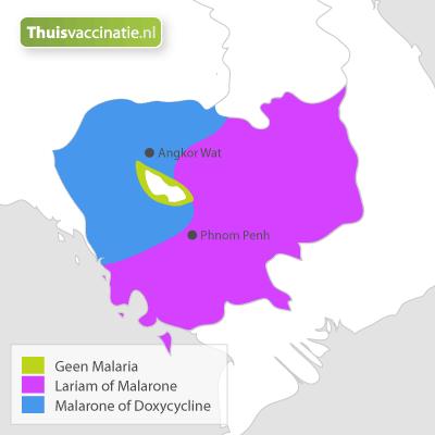 Malaria Cambodja