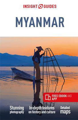 Insight Guides Myanmar 2019