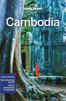 Lonely Planet Cambodja reisgids