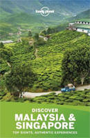 Lonely Planet Discover Maleisië Singapore reisgids