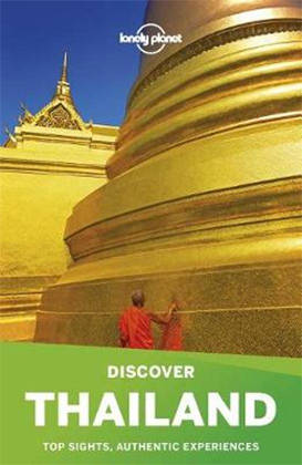Lonely Planet Discover Thailand 2016