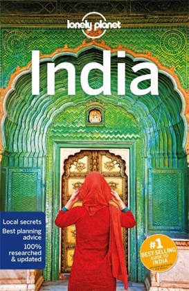 Lonely Planet India 2019