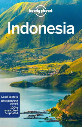Lonely Planet Indonesia 2019
