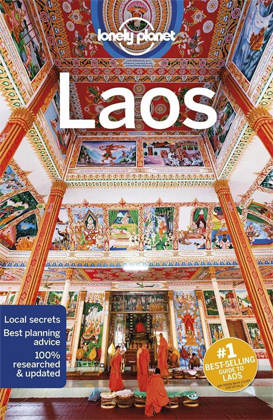 Lonely Planet Laos 2020