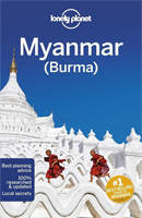 Lonely Planet Myanmar reisgids