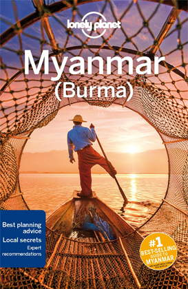 Lonely Planet Myanmar 2017