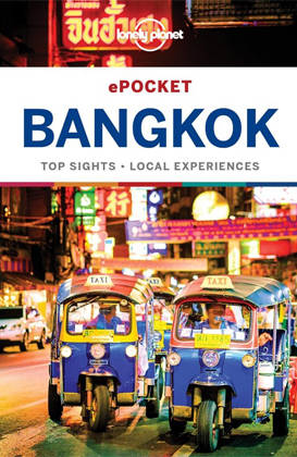 Lonely Planet Pocket Bangkok 2015