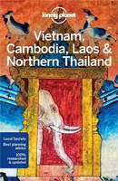 Cover Lonely Planet Vietnam Cambodja Laos 2017