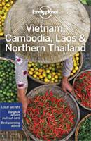 Lonely Planet Vietnam Cambodia Laos reisgids