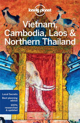 Lonely Planet Vietnam Cambodja Laos & Northern Thailand 2017